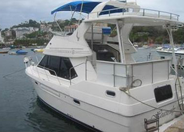 Yate Bayliner disponible en Acapulco