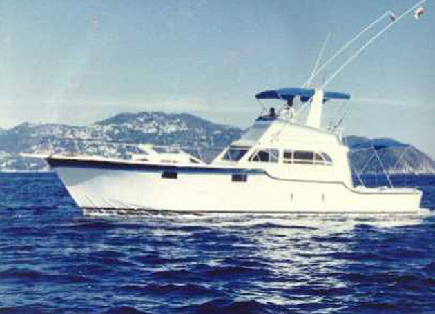 Yate Vectra Disponible en Acapulco