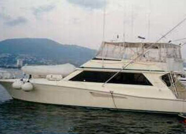 Yate Viking Disponible ne Acapulco